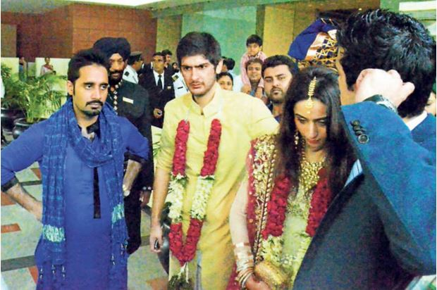 Pics For > Daughter Of Nawaz Sharif Marriage